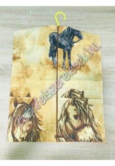 Bézs lovas ovizsák