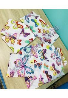 Ovis szett - nagy színes pillangós