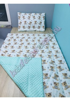 barna macis prémium ágynemű