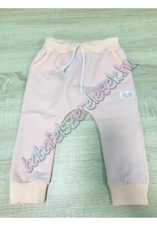 Melegítő nadrág - púder