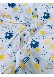 Textil pelenka - űrhajós